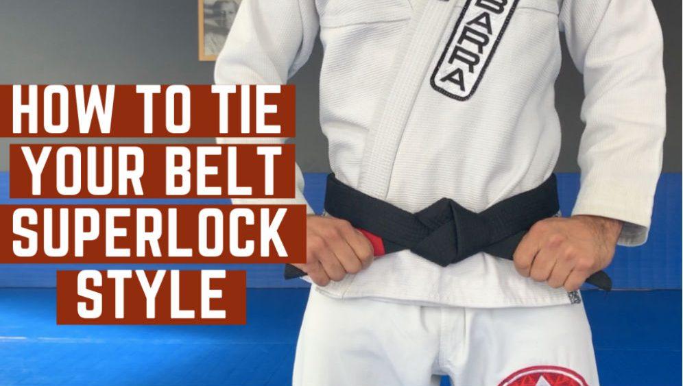 belt tie