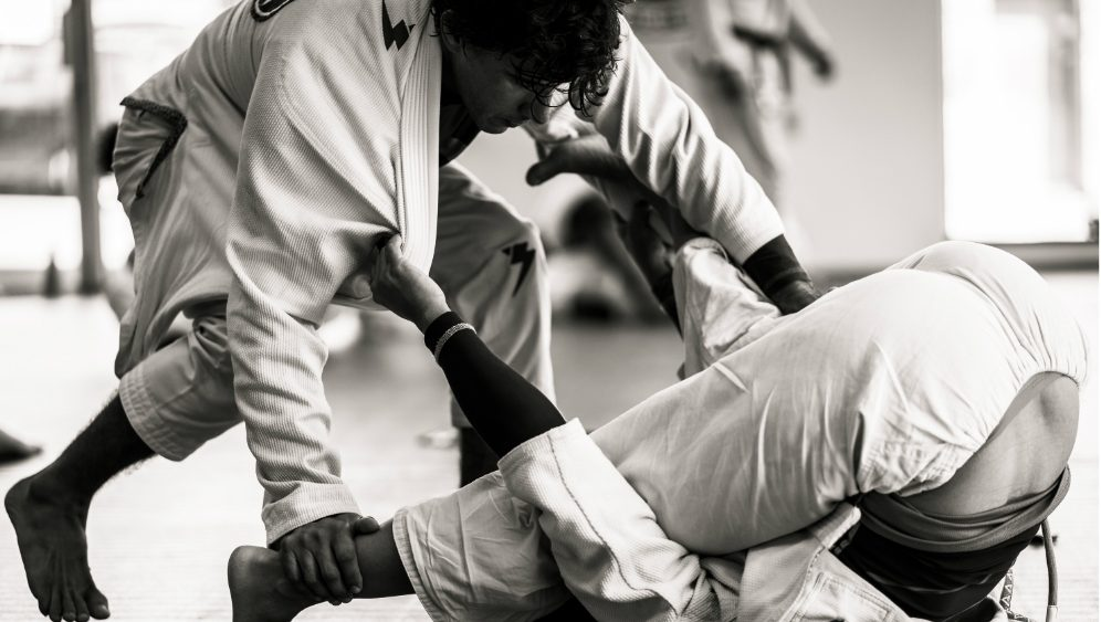 how to improve your jiu-jitsu